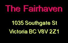 The Fairhaven 1035 Southgate V8V 2Z1