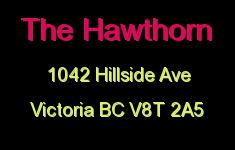 The Hawthorn 1042 Hillside V8T 2A5
