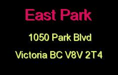 East Park 1050 Park V8V 2T4