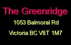 The Greenridge 1053 Balmoral V8T 1M7