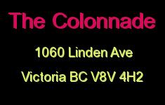 The Colonnade 1060 Linden V8V 4H2