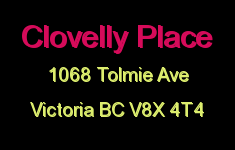 Clovelly Place 1068 Tolmie V8X 4T4
