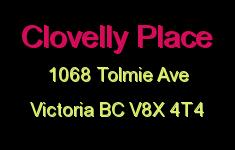 Clovelly Place 1068 Tolmie V8X 4T4