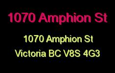 1070 Amphion St 1070 Amphion V8S 4G3