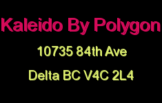 Kaleido By Polygon 10735 84TH V4C 2L4