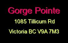 Gorge Pointe 1085 Tillicum V9A 7M3