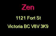 Zen 1121 Fort V8V 3K9