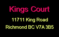 Kings Court 11711 KING V7A 3B5