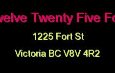 Twelve Twenty Five Fort 1225 Fort V8V 4R2