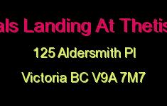 Admirals Landing At Thetis Cove 125 Aldersmith V9A 7M7