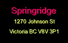 Springridge 1270 Johnson V8V 3P1