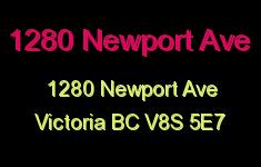1280 Newport Ave 1280 Newport V8S 5E7