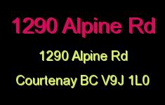 1290 Alpine Rd 1290 Alpine V9J 1L0