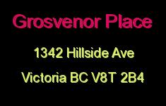 Grosvenor Place 1342 Hillside V8T 2B4