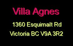 Villa Agnes 1360 Esquimalt V9A 3R2
