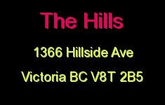 The Hills 1366 Hillside V8T 2B5