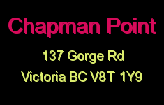 Chapman Point 137 Gorge V8T 1Y9