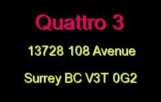 Quattro 3 13728 108 V3T 0G2