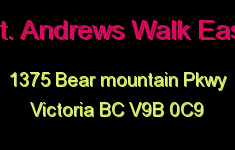 St. Andrews Walk East 1375 Bear Mountain V9B 0E1
