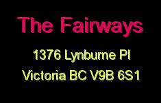 The Fairways 1376 Lynburne V9B 6S1