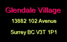 Glendale Village 13882 102 V3T 1P1