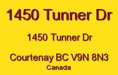 1450 Tunner Dr 1450 Tunner V9N 8N3