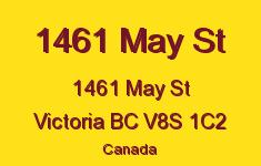 1461 May St 1461 May V8S 1C2