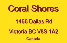 Coral Shores 1466 Dallas V8S 1A2