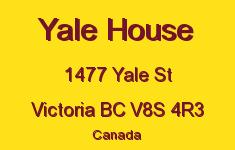 Yale House 1477 Yale V8S 4R3