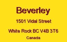Beverley 1501 VIDAL V4B 3T6