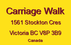 Carriage Walk 1561 Stockton V8P 3B9
