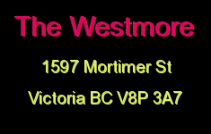 The Westmore 1597 Mortimer V8P 3A7