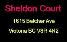 Sheldon Court 1615 Belcher V8R 4N2