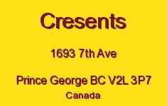 Cresents 1693 7TH V2L 3P7