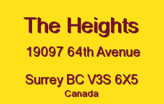 The Heights 19097 64TH V3S 6X5