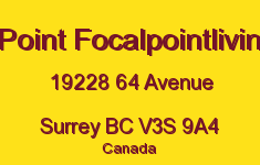 Focal Point Focalpointliving.com 19228 64 V3S 9A4