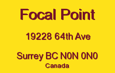 Focal Point 19228 64TH N0N 0N0