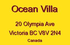Ocean Villa 20 Olympia V8V 2N4