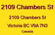 2109 Chambers St 2109 Chambers V9A 7N3