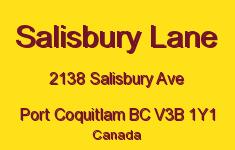 Salisbury Lane 2138 SALISBURY V3B 1Y1