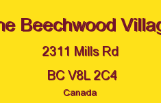The Beechwood Village 2311 Mills V8L 2C4