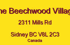 The Beechwood Village 2311 Mills V8L 2C3