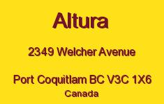Altura 2349 WELCHER V3C 1X6