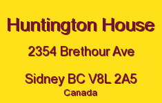 Huntington House 2354 Brethour V8L 2A5