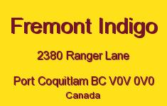 Fremont Indigo 2380 RANGER V0V 0V0
