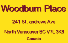 Woodburn Place 241 ST. ANDREWS V7L 3K8