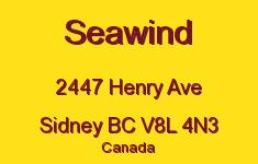Seawind 2447 Henry V8L 4N3