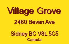 Village Grove 2460 Bevan V8L 5C5