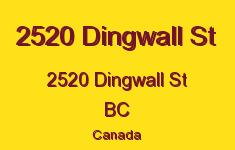 2520 Dingwall St 2520 Dingwall