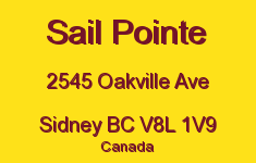 Sail Pointe 2545 Oakville V8L 1V9